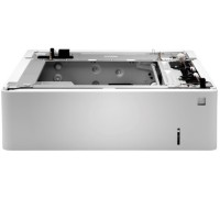 HP Inc. Color LaserJet 550-sheet Media Tray (Open Box Product, Limited Availability, No Back Orders) B5L34A-OB