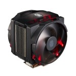 MasterAir Maker 8 MAZ-T8PN-418PR-R1 - Processor cooler - (LGA775 Socket, LGA1156 Socket, Socket AM2+, LGA1366 Socket, Socket AM3, LGA1155 Socket, Socket AM3+, LGA2011 Socket, Socket FM1, Socket FM2, LGA1150 Socket, Socket FM2+, LGA2011-3 Socket, LGA1151 S
