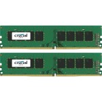 16GB Kit (8GBx2) DDR4 2133 MT/s (PC4-17000) CL15 DR x8 Non-ECC UDIMM 288-Pin Memory