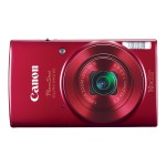 Canon PowerShot ELPH 190 IS - Digital camera - compact - 20.0 MP - 720p / 25 fps - 10 x optical zoom - Wi-Fi, NFC - red 1087C001