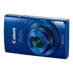 PowerShot ELPH 190 IS - Digital camera - compact - 20.0 MP - 720p / 25 fps - 10x optical zoom - Wi-Fi, NFC - blue