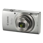 PowerShot ELPH 180 - Digital camera - compact - 20.0 MP - 720p / 25 fps - 8x optical zoom - silver