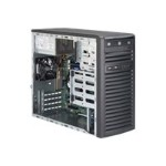 Super Micro Supermicro SuperServer 5039D-I - Server - MDT - 1-way - RAM 0 MB - no HDD - AST2400 - GigE - no OS - Monitor : none SYS-5039D-I