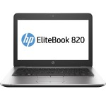 "Smart Buy EliteBook 820 G3 Intel Core i5-6200U Dual-Core 2.30GHz Notebook PC - 8GB RAM, 256GB SSD, 12.5"" LED HD, Gigabit Ethernet, 802.11a/b/g/n/ac, Bluetooth, Webcam, 3-cell 44Wh Li-Ion Polymer"