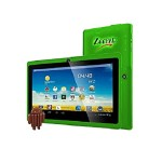 "Zeepad 7DRK-Q - Tablet - Android 4.4 (KitKat) - 4 GB - 7"" (1024 x 600) - USB host - microSD slot - green"