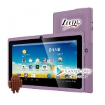 "Worry Free Gadgets Zeepad 7DRK-Q - Tablet - Android 4.4 (KitKat) - 4 GB - 7"" (1024 x 600) - USB host - microSD slot - purple 7DRK-Q-PURPLE"