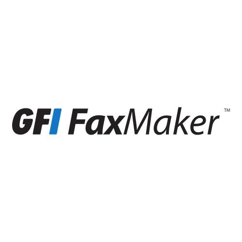Macmall Gfi Software Faxmaker Version Upgrade License 1 Year