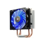 ETS-N30-II - Processor cooler - (for: LGA775, LGA1156, AM2, AM2+, LGA1366, AM3, LGA1155, AM3+, LGA2011, FM1, FM2, LGA1150, FM2+, LGA2011-3, LGA1151) - aluminum and copper - 92 mm