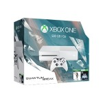 Microsoft Xbox One - Special Edition - Quantum Break Bundle - game console - 500 GB HDD - cirrus white 5C7-00239