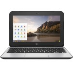 "HP Inc. Smart Buy Chromebook 11 G4 Intel Celeron Dual-Core N2840 2.16GHz - 4GB RAM, 32GB SSD, 11.6"" LED HD, 802.11a/b/g/n/ac, Bluetooth, TPM, Webcam, 3-cell 36 WHr Li-ion P0B75UT#ABA"