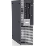 OptiPlex 960 Intel Core 2 Duo 3.0GHz Small Form Factor PC - 2GB RAM, 160GB HDD, DVD-ROM, Gigabit Ethernet - Refurbished