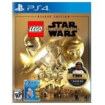 Warner Brothers Publications Inc LEGO Star Wars The Force Awakens Deluxe Edition - PlayStation 4 1000598283