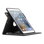 Targus Versavu - Flip cover for tablet - black - for Apple 9.7-inch iPad Pro; iPad Air; iPad Air 2 THZ634GL