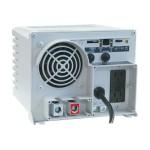 PowerVerter 120V 1250W Utility/Work Truck 12VDC Inverter/Charger, 2-NEMA 5-15R GFCI