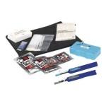 Fiber Optic Deluxe Cleaning Kit - Fiber-optic cleaning kit - for P/N: CS001201, FT503A