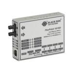 FlexPoint Modular Media Converter - Fiber media converter - Ethernet, Fast Ethernet - 10Base-T, 100Base-FX, 100Base-TX - RJ-45 / ST single-mode - up to 17.4 miles - 1310 nm