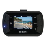 Uniden DC1 - Dashboard camera - 1080p / 25 fps - G-Sensor DC1