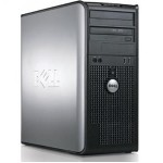 OptiPlex 780 Intel Core 2 Duo 3.0GHz Mini Tower PC - 8GB RAM, 160GB HDD, DVD+/-RW, Gigabit Ethernet - Refurbished