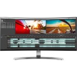 "34"" Class 21:9 UltraWide WQHD IPS Thunderbolt Curved LED Monitor"