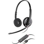 Blackwire C320 - 300 Series - headset - on-ear