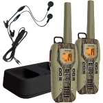 50-Mile 2-Way FRS/GMRS Radios (Realtree Camo)