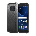DualPro Glitter Design Series for Samsung Galaxy S7 - Black