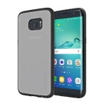 Octane Co-Molded Impact Absorbing Case for Samsung Galaxy S7 edge - Frost/Black