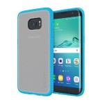 Octane Co-Molded Impact Absorbing Case for Samsung Galaxy S7 edge - Frost/Blue