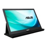 "MB169C+ - LED monitor - 15.6"" - portable - 1920 x 1080 Full HD - IPS - 220 cd/m² - 5 ms - USB - black, silver"