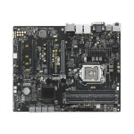 P10S WS - Motherboard - ATX - LGA1151 Socket - C236 - USB 3.0, USB 3.1, USB-C - 2 x Gigabit LAN - onboard graphics (CPU required) - HD Audio (8-channel)