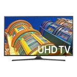 "UN55KU6300F - 55"" Class (54.6"" viewable) - KU6300 Series LED TV - Smart TV - 4K UHD (2160p) - direct-lit LED, UHD dimming, Micro Dimming Pro"