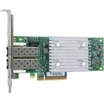 QLE2742-SR-CK - Host bus adapter - PCIe 3.0 x8 low profile - 32Gb Fibre Channel x 2