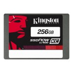 "SSDNow KC400 - Solid state drive - 256 GB - internal - 2.5"" - SATA 6Gb/s"