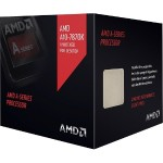 A10 7870K - 3.9 GHz - 4 cores - 4 threads - 4 MB cache - Socket FM2+ - Box