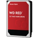 "Red NAS Hard Drive WD80EFZX - Hard drive - 8 TB - internal - 3.5"" - SATA 6Gb/s - 5400 rpm - buffer: 128 MB"