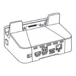 Rugged Communication and Charge Cradle - Docking cradle - for P/N: SG-ET5X-8RCSE1-02