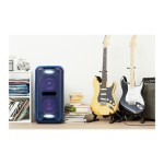 Sony GTK-XB7 - Speaker - wireless - 2-way - blue GTKXB7LC