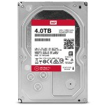 "WD Red Pro NAS Hard Drive WD4002FFWX - Hard drive - 4 TB - internal - 3.5"" - SATA 6Gb/s - 7200 rpm - buffer: 128 MB"