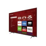 "TCL Corporation Roku TV 43UP130 - 43"" Class ( 43"" viewable ) - P Series LED TV - Smart TV - 4K UHD (2160p) 43UP130"
