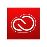 Adobe Creative Cloud for Teams - Apps Licensing Subscription Renewal - Monthly - 1 User - Level 1 1-9 65270761BA01A12