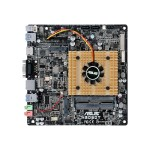 ASUS N3050T - Motherboard - Thin mini ITX - Intel Celeron N3050 - USB 3.0 - Gigabit LAN - onboard graphics - HD Audio (8-channel) N3050T