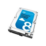 "Seagate Enterprise Capacity 3.5 HDD V.5 ST6000NM0125 - Hard drive - 6 TB - internal - 3.5"" - SATA 6Gb/s - 7200 rpm - buffer: 256 MB ST6000NM0125"