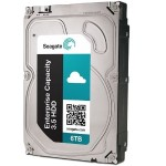 "Enterprise Capacity 3.5 HDD V.5 ST6000NM0115 - Hard drive - 6 TB - internal - 3.5"" - SATA 6Gb/s - 7200 rpm - buffer: 256 MB"