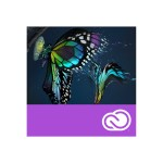 Adobe Premiere Pro Creative Cloud Licensing Subscription - Monthly - 1 User - Level 4 100+ 65270433BA04A12