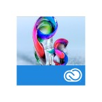 Adobe Photoshop Creative Cloud Licensing Subscription - Monthly - 1 User - Level 4 100+ 65270819BA04A12