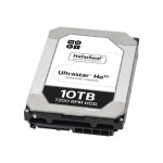 "Ultrastar He10 HUH721010ALE604 - Hard drive - 10 TB - internal - 3.5"" - SATA 6Gb/s - 7200 rpm - buffer: 256 MB"