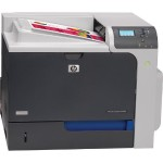 Color LaserJet Enterprise CP4025n - Printer - color - laser - Legal - 1200 dpi - up to 35 ppm (mono) / up to 35 ppm (color) - capacity: 600 sheets - USB, Gigabit LAN - remarketed - Refurbished (Open Box Product, Limited Availability, No Back Orders)