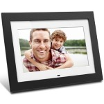 "ADMPF410T - Digital photo frame - flash 4 GB - 10"" - 1024 x 600"