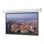 Contour Electrol HDTV Format - Projection screen - motorized - 120 V - 92 in ( 92.1 in ) - 1.78:1 - High Contrast Matte White - white lightly textured powder coat
