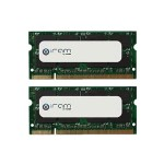 Edge Memory iRAM Series 8GB PC3-10600 DDR3 SODIMM KIT (2RX8) (2X4GB) MAR3S1339T4G28X2